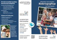 Informationen rund um das Thema Kindertagespflege